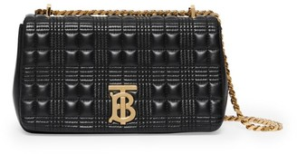 Burberry Small Quilted Leather Lola Shoulder Bag