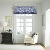 Croscill Leland Layered Scallop Valance