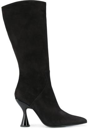 Dorateymur Stainless knee boots