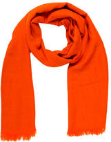 Hermes Cashmere Wool Shawl