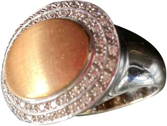 Christofle Gold Pink gold Rings