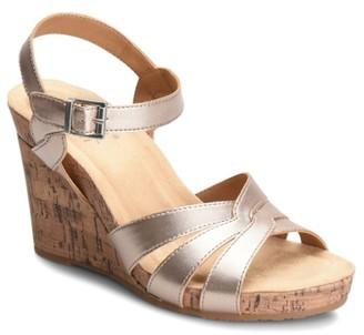 b.ø.c. Apple Wedge Sandal