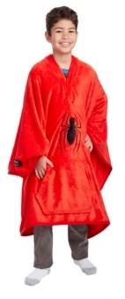 Marvel Spiderman Children's Wearable Blanket Bedding
