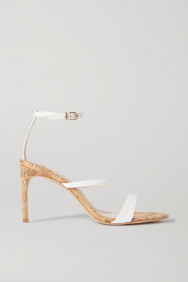 Sophia Webster Rosalind Leather Sandals - White
