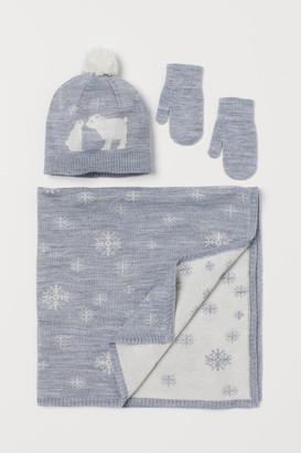 H&M 3-Piece Gift Set