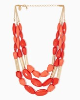 Charming charlie Eden Beaded Necklace