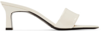 Simon Miller Off-White Solo Heels