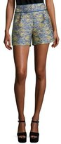 Moschino Space-Dyed Shorts, Multi Pattern