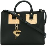 Sophie Hulme small 'Albion' square tote