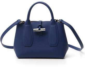 Longchamp Roseau Small Top Handle Bag