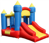 Kidwise Little Kings Castle Bounce House
