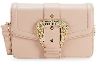 Versace Jeans Couture Buckle Crossbody Bag