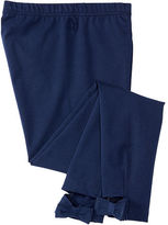 Ralph Lauren Bow-Back Cotton-Blend Legging