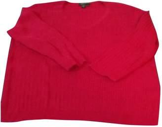 Lauren Ralph Lauren \N Burgundy Cotton Top for Women
