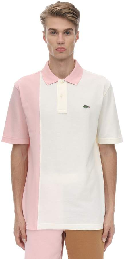 87403c07 X Tyler The Creator GOLF LE FLEUR COTTON POLO