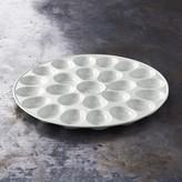 Williams Sonoma Open Kitchen Deviled Egg Platter