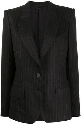 Tom Ford Single-Breasted Pinstripe Blazer