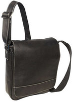 David King 8471 Deluxe Medium Size Flap Over Messenger
