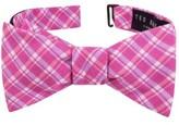 Ted Baker Men's Plaid Cotton & Silk Bow Tie