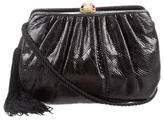 Judith Leiber Embossed Evening Bag