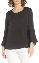 Socialite Women's Bell Sleeve Top