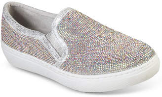 Skechers Women Street Goldie Flashow Casual Sneakers from Finish Line