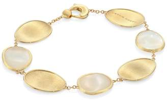 Marco Bicego Lunaria Mother-Of-Pearl & 18K Yellow Gold Bracelet