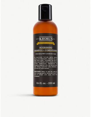 Kiehl's Grooming Solutions Nourishing Shampoo & Conditioner 250ml