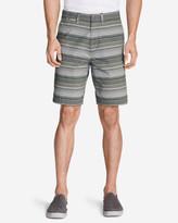 Eddie Bauer Men's Baja II Chino Shorts - Pattern