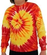 Rockin' Cactus Clothing Rockin' Cactus Men's Longsleeve Tie Dye Shirt - M
