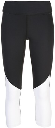 ALALA Captain cropped sports leggings