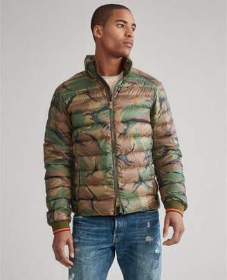 Ralph Lauren Packable Camo Down Jacket