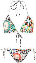 Missoni floral bikini