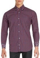 Tailorbyrd Plaid Cotton Shirt
