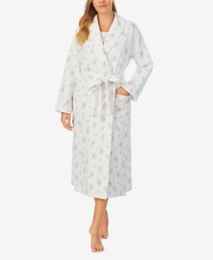 Eileen West Quilted Ballet Wrap Robe