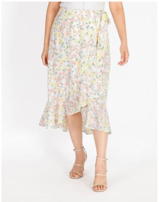 Tokito Petite Midi Skirt