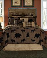 "Croscill Summit 22"" x 11"" Boudoir Decorative Pillow"