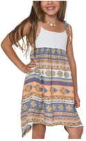 O'Neill Girls' Honey Tank Dress - Little Kids - Passion Fruit Dresses