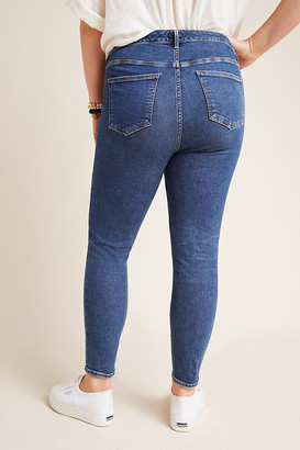 Citizens of Humanity Rocket Plus High-Rise Skinny Jeans By in Blue Size 16W