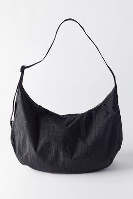 Baggu Large Crescent Nylon Shoulder Bag