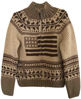Polo Ralph Lauren Beige Wool Knitwear for Women