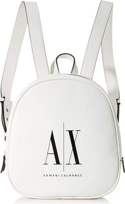 Armani Exchange womens 9425630P198 Rucksack Handbag