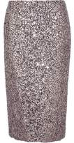 Tom Ford Sequined Silk Skirt