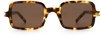 Saint Laurent Sl 332 Havana Sunglasses