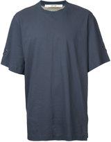Damir Doma eyelet detail T-shirt - men - Cotton - L