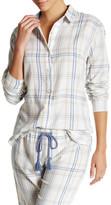 PJ Salvage Washed Plaid Shirt