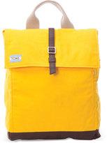 Toms Citrus Canvas Trekker Backpack