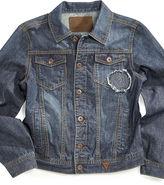 GUESS Jacket, Little Boys Core Mariner Denim Jacket