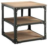 Acme End Table Dark Taupe