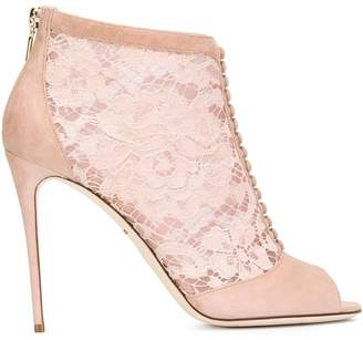 Dolce & Gabbana Bette booties